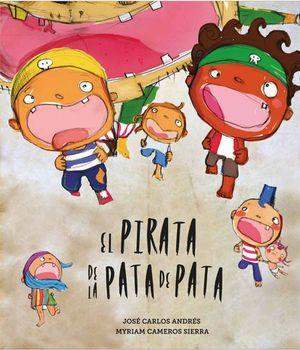EL PIRATA DE LA PATA DE PATA: SPA 2ª ED.