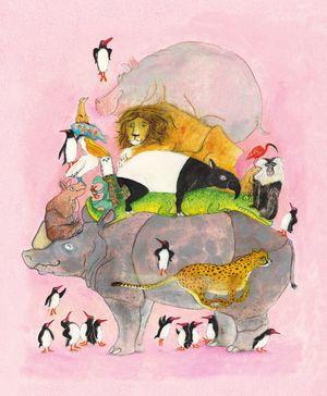 ZOOLIBRO.CURIOSIDADES ANIMALES