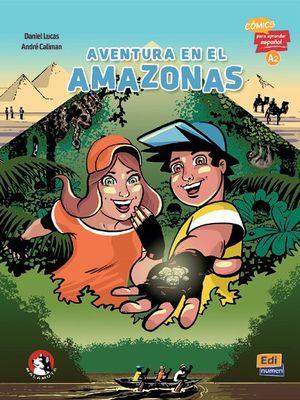 AVENTURA EN EL AMAZONAS