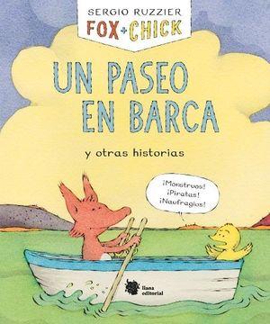 FOX + CHICK. UN PASEO EN BARCA