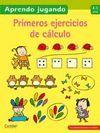 PRIMEROS EJERCICIOS DE CÁLCULO 4-5 AÑOS