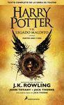 HARRY POTTER Y EL LEGADO MALDITO (S)