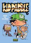 KID PADDLE 01. JUEGO DE VILLANOS