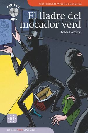 EL LLADRE DEL MOCADOR VERD