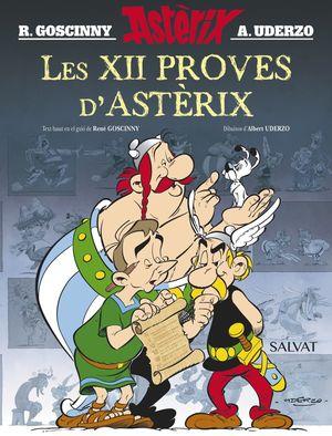 LES XII PROVES D'ASTÈRIX. EDICIÓ 2016