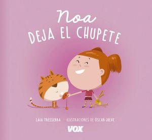 NOA DEJA EL CHUPETE