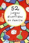 BARAJA 52 JUEGOS DIVERTIDOS EN FAMILIA