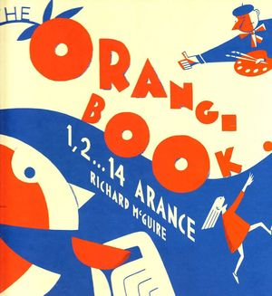 1,2....14 ARANCE (THE ORANGE BOOK)