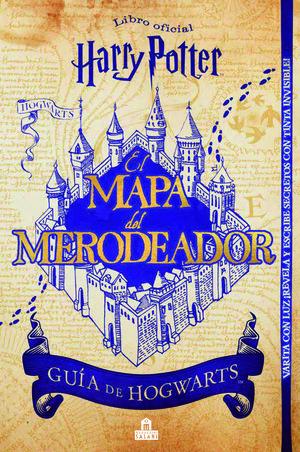 HARRY POTTER - MAPA DEL MERODEADOR