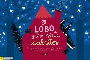 EL LOBO Y LOS SIETE CABRITOS (LÁMINAS DE KAMISHIBAI)